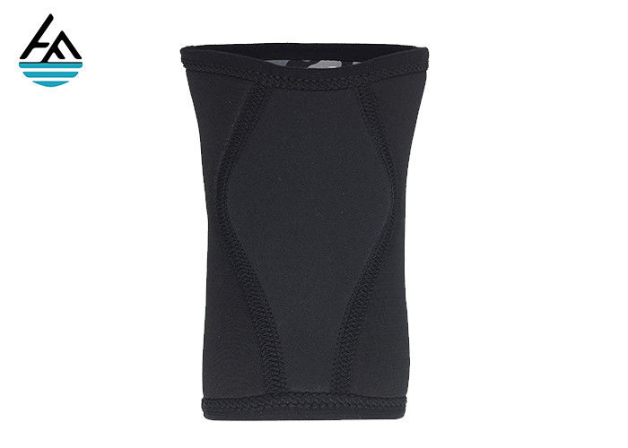 Workout Powerlifting Knee Sleeves , Football Knee Braces And Sleeves